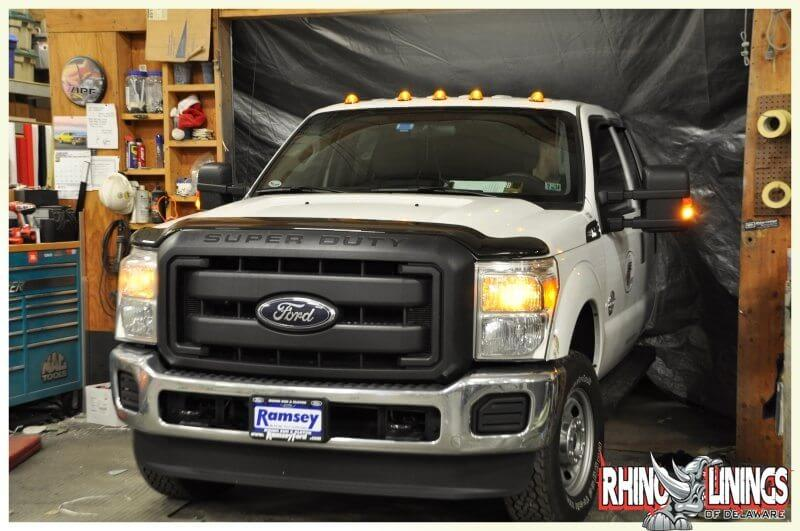 Rhino Linings of Delaware | Pick Up Truck Spray On Bed ...