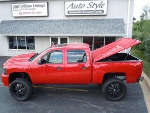 Pick Up Trucks at Rhino Linings