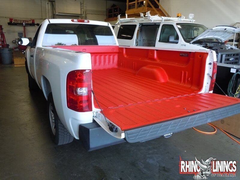 Truck Bed Covers In Delaware