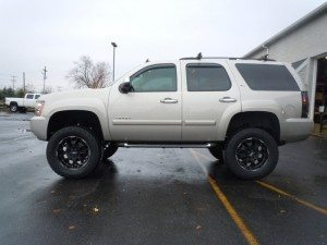 Chevy Tahoe Lifted